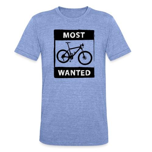 MTB - most wanted 2C - Unisex Tri-Blend T-Shirt von Bella + Canvas