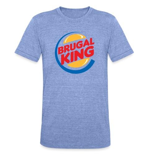 Brugal King - Camiseta Tri-Blend unisex de Bella + Canvas