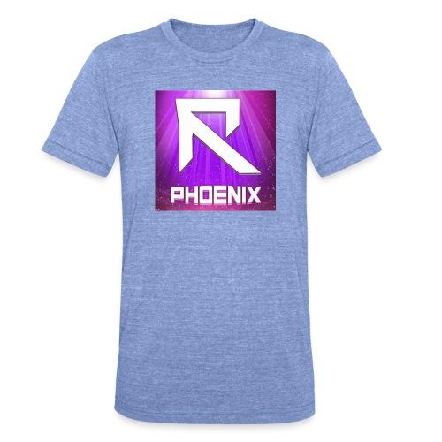 RTrixx Phoenix Logo - Unisex Tri-Blend T-Shirt by Bella & Canvas