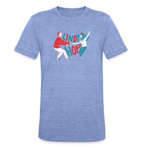Lindy hop - Unisex Tri-Blend T-Shirt by Bella & Canvas