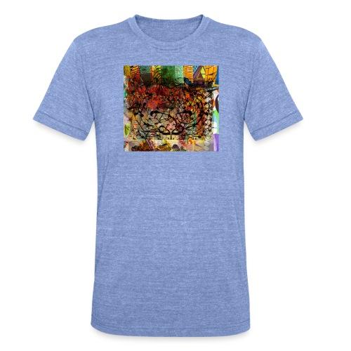 urban tribute - T-shirt chiné Bella + Canvas Unisexe