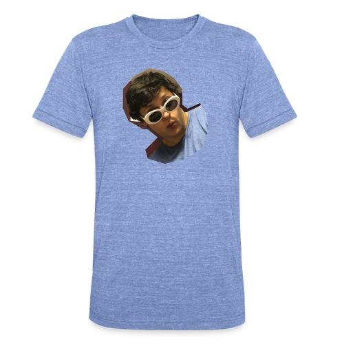 Handsome Person on Clothing - Unisex Tri-Blend T-Shirt von Bella + Canvas