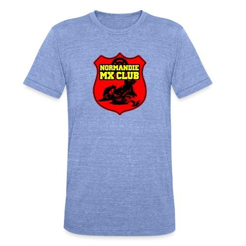 Casquette Normandie MX Club - T-shirt chiné Bella + Canvas Unisexe