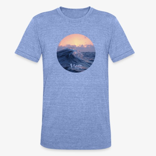 WAVE - Unisex Tri-Blend T-Shirt by Bella & Canvas