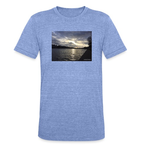 Mortinus 4 - Unisex Tri-Blend T-Shirt by Bella & Canvas