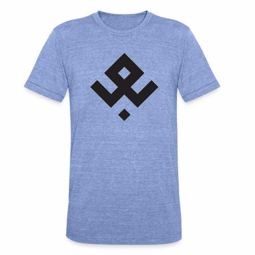 Rune D'odal - T-shirt chiné Bella + Canvas Unisexe