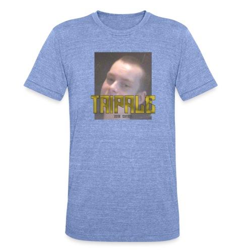 Taipale 2018 Edition - Bella + Canvasin unisex Tri-Blend t-paita.
