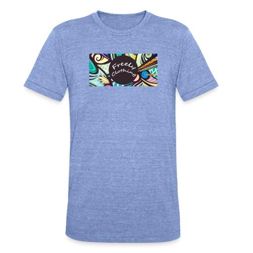 nyt - Unisex tri-blend T-shirt fra Bella + Canvas