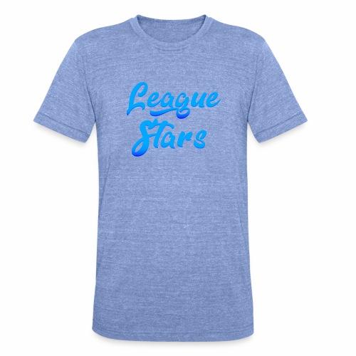 LeagueStars - Unisex tri-blend T-shirt van Bella + Canvas