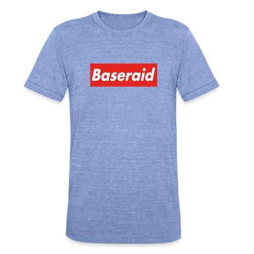 Base Raid - Unisex Tri-Blend T-Shirt by Bella & Canvas