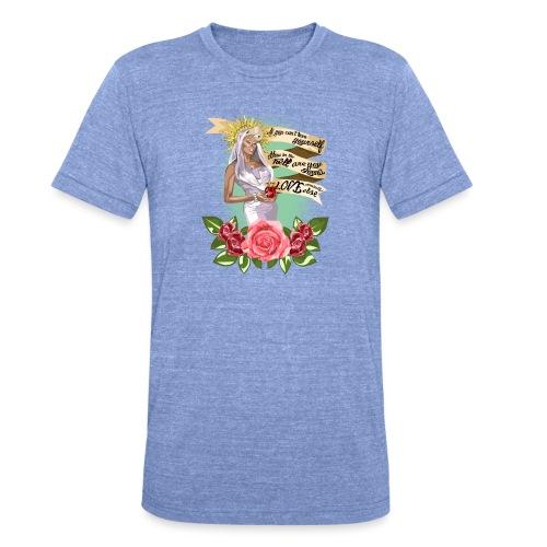 Mama RuPaul - Camiseta Tri-Blend unisex de Bella + Canvas