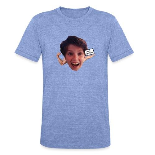 Joep - Unisex tri-blend T-shirt van Bella + Canvas