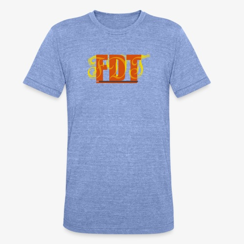 FDT - Unisex Tri-Blend T-Shirt by Bella & Canvas