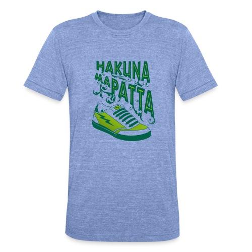 Hakuna maPatta - Unisex tri-blend T-shirt van Bella + Canvas