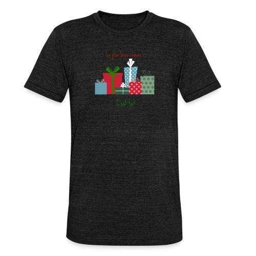Le plus beau cadeau - T-shirt chiné Bella + Canvas Unisexe
