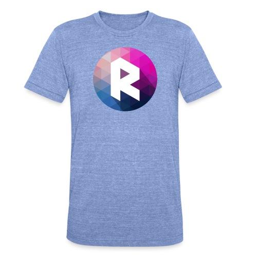 radiant logo - Unisex Tri-Blend T-Shirt by Bella & Canvas