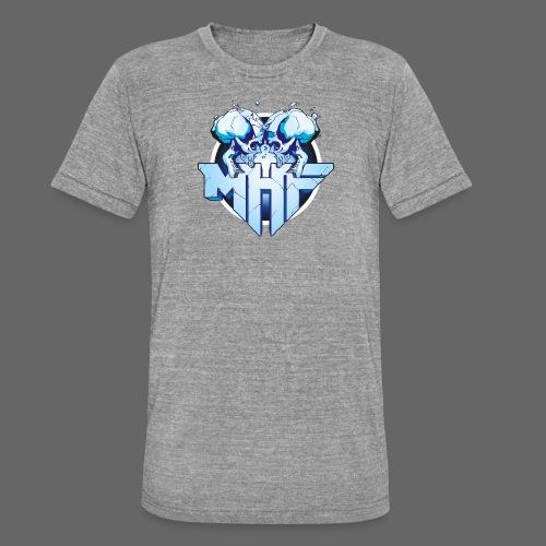 MHF New Logo - Unisex Tri-Blend T-Shirt by Bella & Canvas