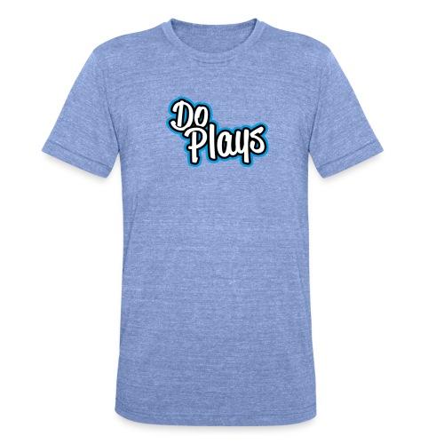 Mannen American Apparel T-Shirt | DoPlays | - Unisex tri-blend T-shirt van Bella + Canvas