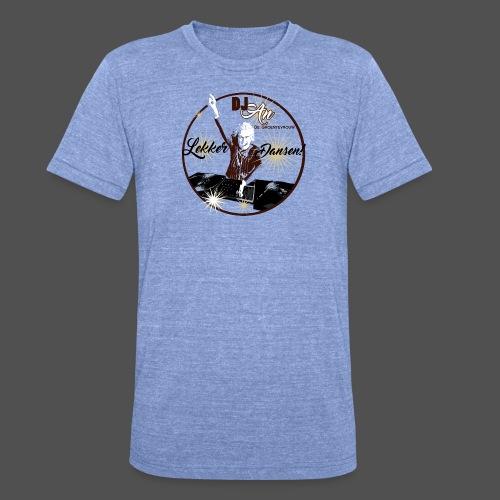 DJ An - Unisex tri-blend T-shirt van Bella + Canvas