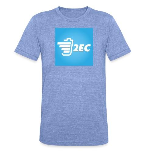 2EC Kollektion 2016 - Unisex Tri-Blend T-Shirt von Bella + Canvas