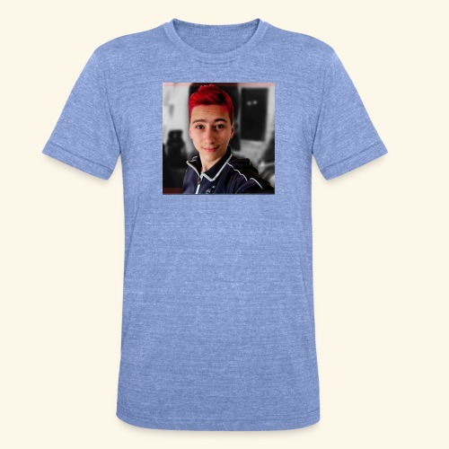 Lekker ding - Unisex tri-blend T-shirt van Bella + Canvas