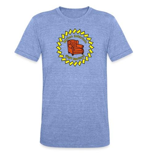 Solarium statt Hautarzt - Unisex Tri-Blend T-Shirt von Bella + Canvas