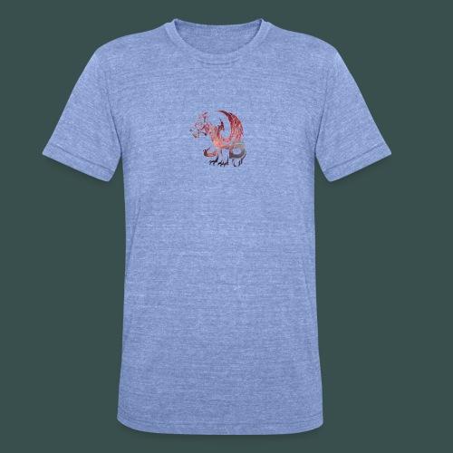 tigz - Unisex Tri-Blend T-Shirt von Bella + Canvas