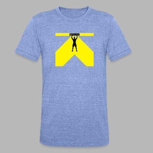 Fitness Lift - Unisex Tri-Blend T-Shirt von Bella + Canvas