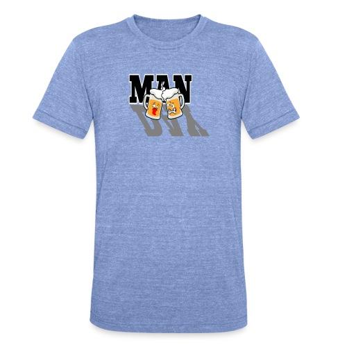 Männertag - Unisex Tri-Blend T-Shirt von Bella + Canvas