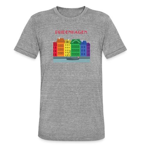 PRIDENHAGEN NYHAVN T-SHIRT - Unisex tri-blend T-shirt fra Bella + Canvas