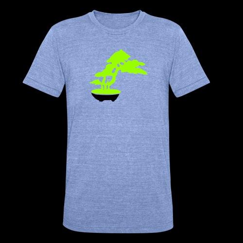 bonsai_baum_2 - Unisex Tri-Blend T-Shirt von Bella + Canvas