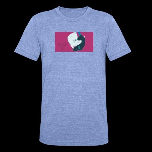 ABRAKADABRA by Wicca Cult - Unisex Tri-Blend T-Shirt von Bella + Canvas