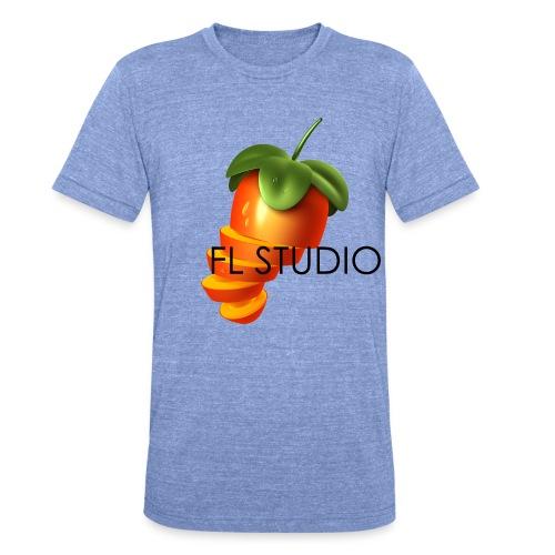 Sliced Sweaty Fruit - Unisex Tri-Blend T-Shirt by Bella + Canvas