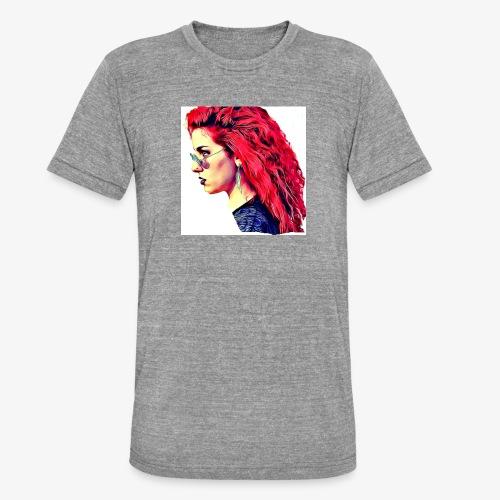 MINERVA - Camiseta Tri-Blend unisex de Bella + Canvas