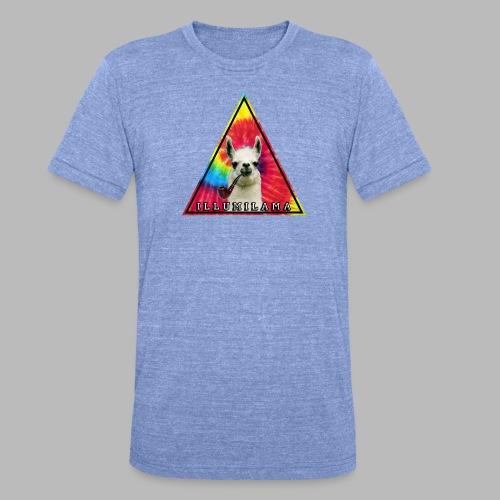 Illumilama logo T-shirt - Unisex Tri-Blend T-Shirt by Bella & Canvas