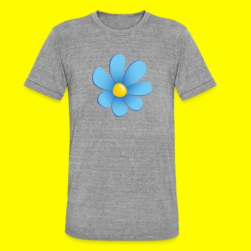 Sverigedemokraterna - Triblend-T-shirt unisex från Bella + Canvas