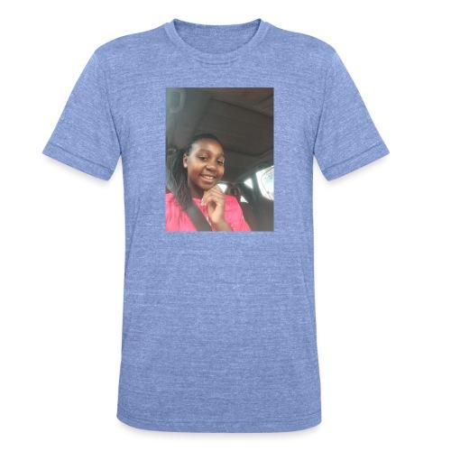 tee shirt personnalser par moi LeaFashonIndustri - T-shirt chiné Bella + Canvas Unisexe