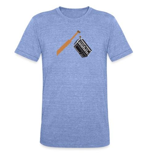 AKUB - Unisex Tri-Blend T-Shirt von Bella + Canvas