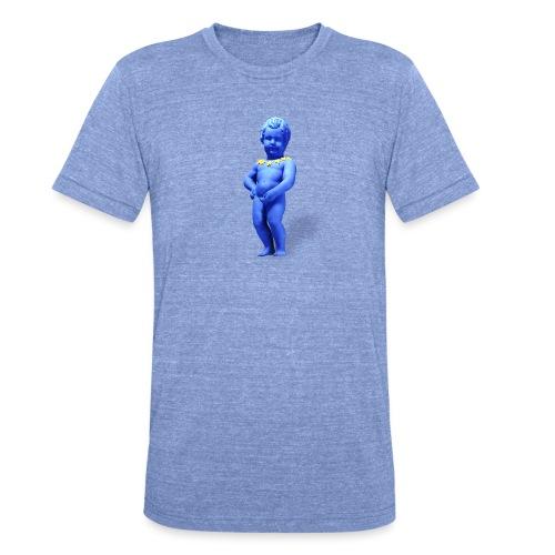 EUROPA mannekenpis ♀♂ | Enfant - T-shirt chiné Bella + Canvas Unisexe