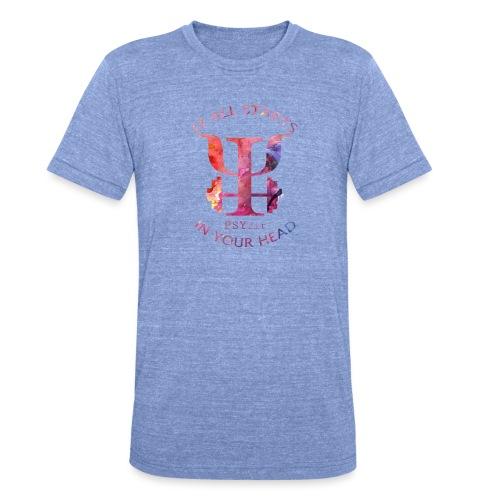 WATERCOLOUR 2.0 - Unisex Tri-Blend T-Shirt by Bella + Canvas