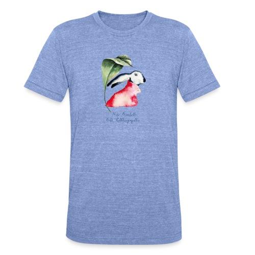 Annabel Osterhäsin - Unisex Tri-Blend T-Shirt von Bella + Canvas
