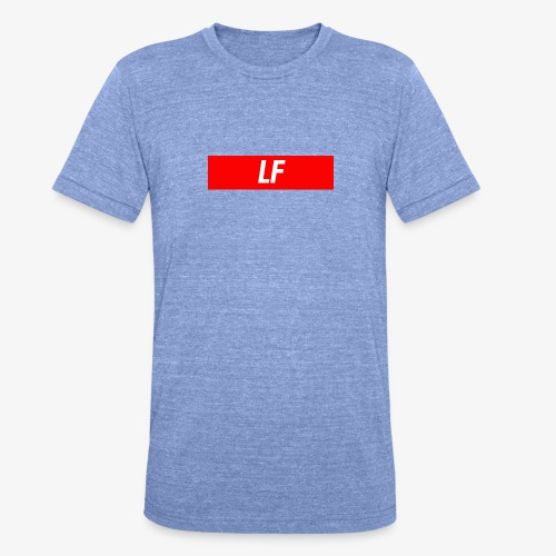 LF Box - Triblend-T-shirt unisex från Bella + Canvas