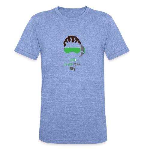 Lucio - Unisex tri-blend T-shirt van Bella + Canvas