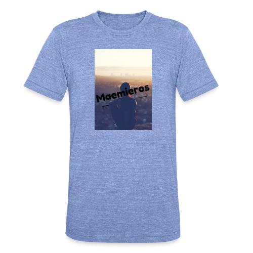 garciavlogs - Camiseta Tri-Blend unisex de Bella + Canvas