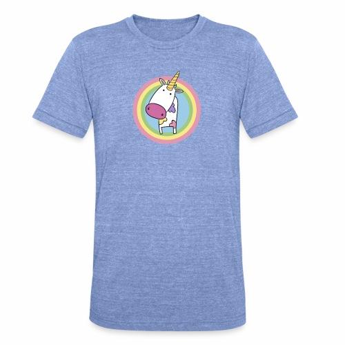 MilkCorn - T-shirt chiné Bella + Canvas Unisexe