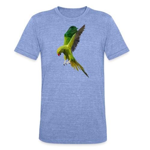 PERROQUET - MINIMALISTE - T-shirt chiné Bella + Canvas Unisexe