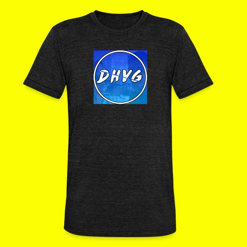 DusHeelVeelgamen New T shirt - Unisex tri-blend T-shirt van Bella + Canvas