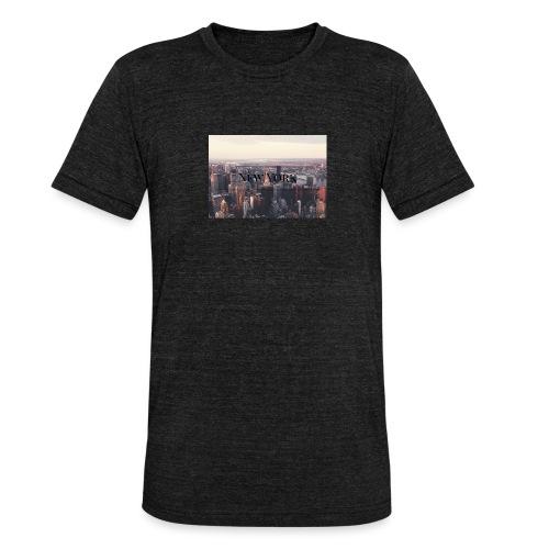 spreadshirt - T-shirt chiné Bella + Canvas Unisexe