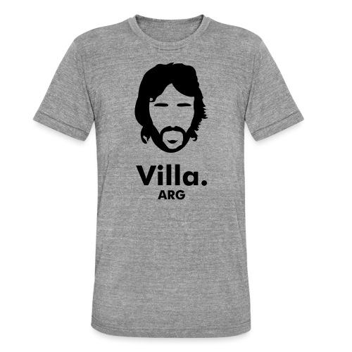 Villa - Unisex Tri-Blend T-Shirt by Bella + Canvas