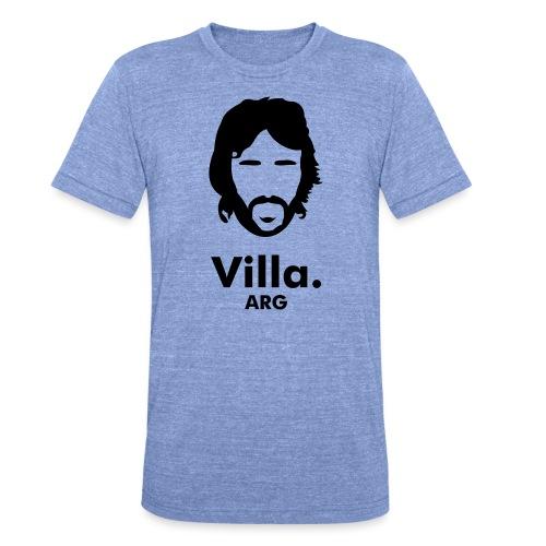 Villa - Unisex Tri-Blend T-Shirt by Bella & Canvas
